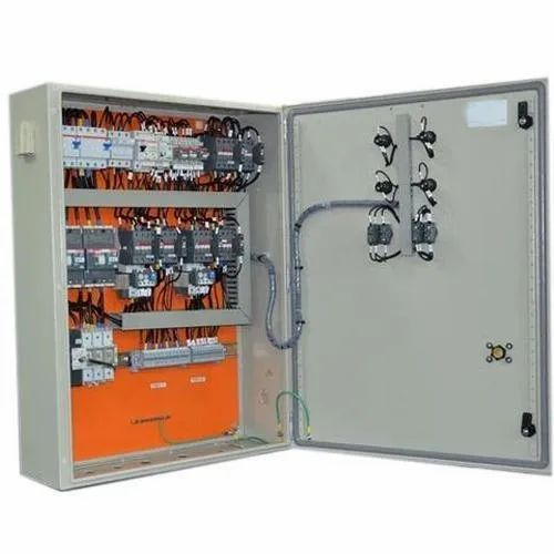 Mild Steel 8 Way Power Distribution Board, IP Rating: IP54