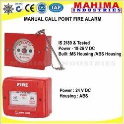 Fire Alarm Control Panel Manual Call Point Fire Alarm