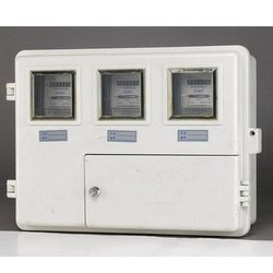 Mild Steel (MS) Meter Enclosure
