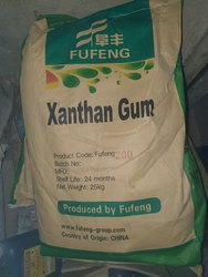 CHINA Powder Xanthan Gum Food Grade, For Thickening Agent,Stabilizer, Packaging Size: 25 Kg