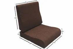 Contour Model Moulded PU Foam Sofa Cushion