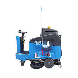 Ride on Scrubber Drier - Build GT 110