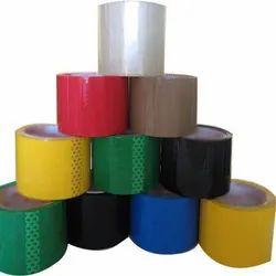 Shakun Handicrafts Colored Self Adhesive BOPP Tape