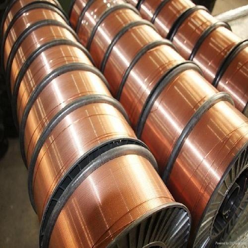 Copper Coated Welding Wire at Rs 82 /kilogram | वेल्डिंग ...