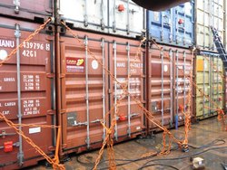 Chain Rope Cargo Lashing Service