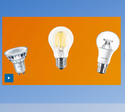Philips LED Stick Bulb