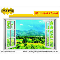 ESS ESS Ceramic Fancy 3D Wall And Floor Tile