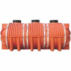 Modular Underground Water Tanks