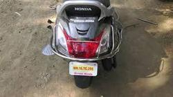 Activa Back Light Plate Upper