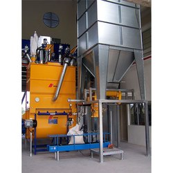 Grain Mixing System
