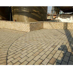 Acid and Alkali Proof Brick Lining Service