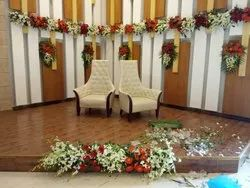 Varies Natural Flower Decoration Services, in Bangalore