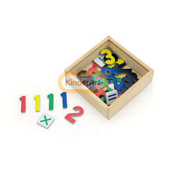 37 Pcs Magnetic Numbers
