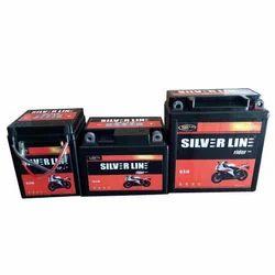 Silverline Motorcycle Battery