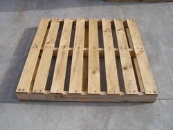 Heat Treatment Pallet