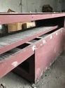 Mesh Belt Conveyor With Working Temperature Upto 900 Degree C.