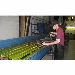 Fluorescent Dye Penetrant Testing Service