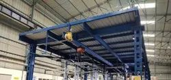 Fabrication - Steel Structure/Shed/Mezzenine Floor