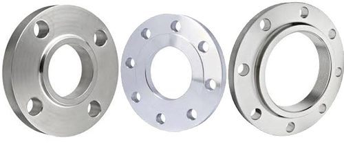 Metal Flanges - Weld Neck Flanges Manufacturer from Mumbai