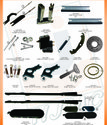 Dobby Needle, Needle Holder, Magnet, Hook & Pulley For Grosse