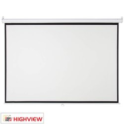 120 Inch Manual Projector Screen