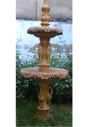 Sandstone Fountain
