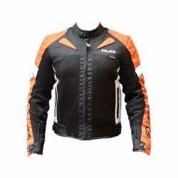 91538dfbfc2ac Polyester Full Sleeve Solace Motorcycle Jacket