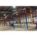 Paint Industries Overhead Conveyor