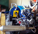 Petrol Engine Testing