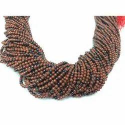 Mahogany Obsidian Semi Precious Stone
