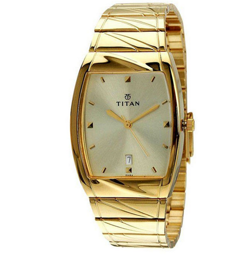 5351e89891 Golden Titan Mens Watch, Rs 2515 /piece, Northern Traders | ID ...