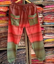 Cotton Printed Ladies Harem Pants