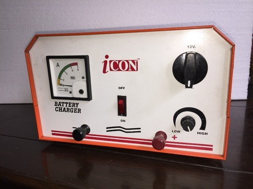 ICON Battery Charger 24V-48V/6A-10AMP