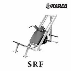 Hack Squat, For Gym, Model Name/Number: SRF-1031A
