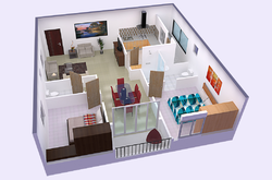 Two BHK Apartments