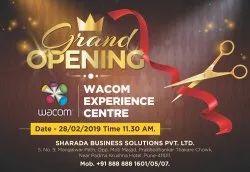 Grand Opening - Wacom Experience Center