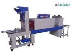 Automatic Web Sealer With Shrink Machine