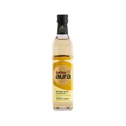 Saffola Aura Refined Olive And Flaxseed Oil