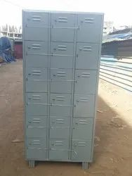 18 Compartments Industrial Lockers