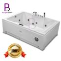 Koza Hydromassage acrylic Jacuzzi Bathtub
