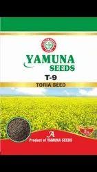Black 1 Kg Toria Seed (T9)