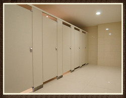 HPL Sheet for Toilet Cubicles 12mm
