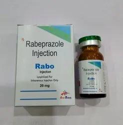 Rabeprazole 20 Mg Injection For Doctors, Hospitals & Nursing Homes