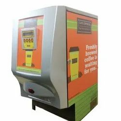 Automatic Three Option Vending Machine