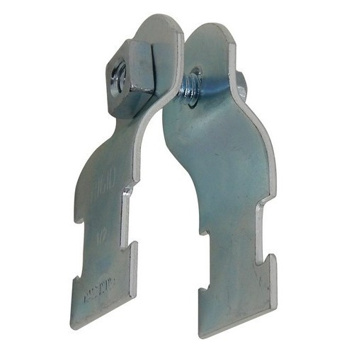 Strut Channel Clamp - MS Strut Clamp Manufacturer from Noida