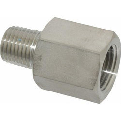 Stainless Steel Adapter, Automobile Industry And Pharmaceutical / Chemical Industry
