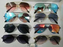 塑料时尚太阳镜,尺寸:中等