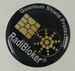 Round Anti Radiation Chip
