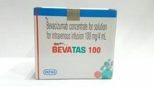 Bevatas 100mg and 400mg Bevacizumab Injection