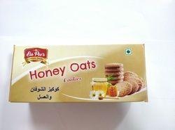 Honey Oats Cookies